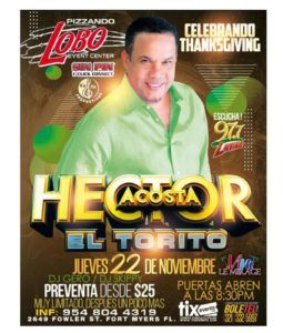 Pizzando Lobo Event Center @ Pizzando Lobo Event Center | Fort Myers | Florida | Estados Unidos