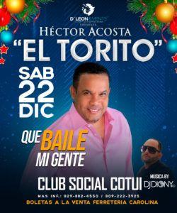 Disco Club Social, Cotui @ Disco Club Social, Cotui | Cotuí | Sánchez Ramírez | República Dominicana