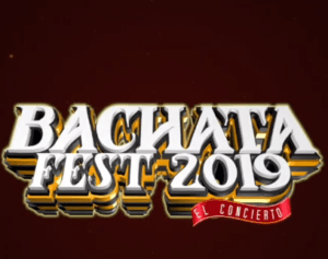 Bachata Fest 2019 El Concierto @ Prudential Center | Newark | New Jersey | Estados Unidos