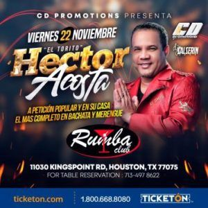 Rumba Club, Houston, TX @ Rumba Club | Houston | Texas | Estados Unidos
