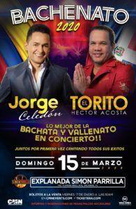 Bachenato 2020 - Explanada Simón Parrilla @ Explanada Simón Parrilla | Orlando | Florida | Estados Unidos